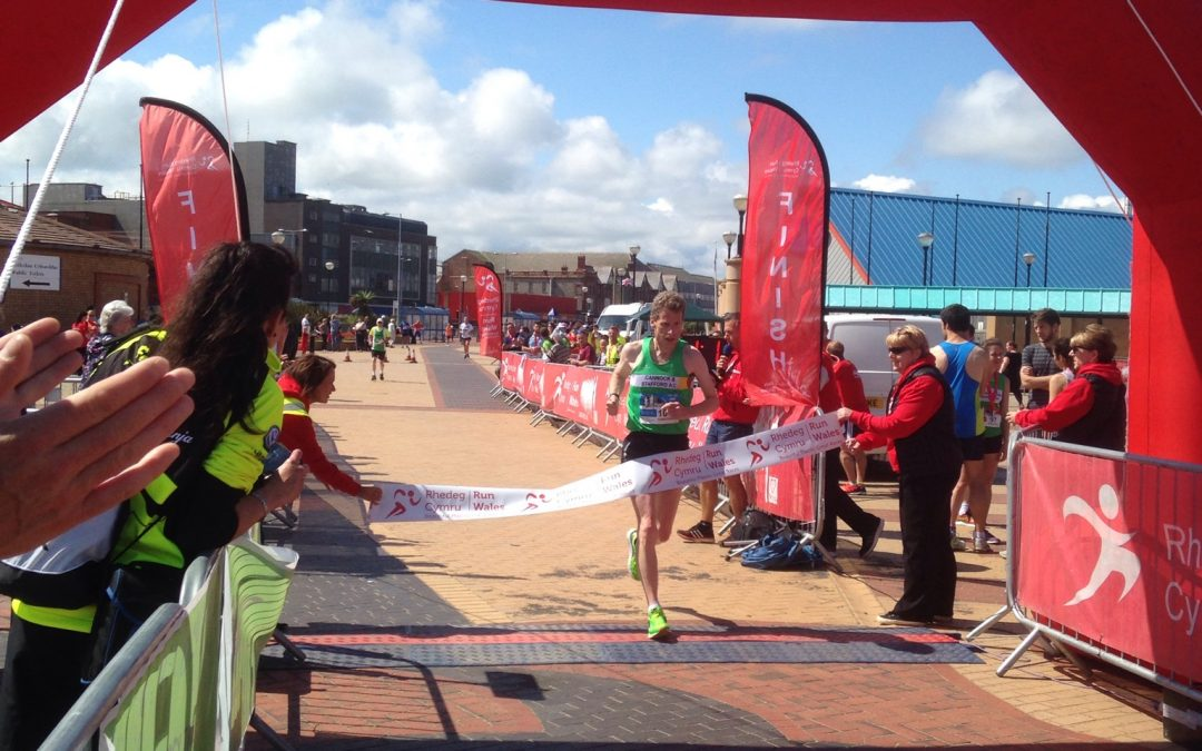 Half Marathon success