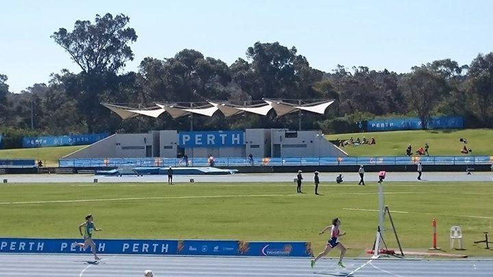 World Masters Athletics Championships, Perth, Australia