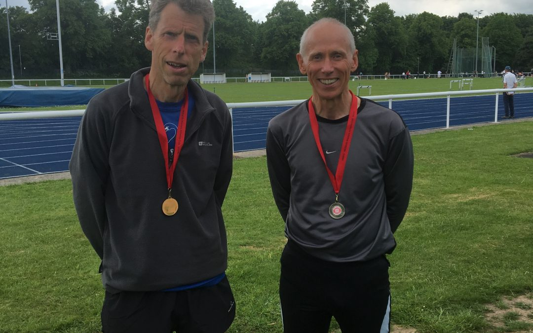 Going for gold at the Midland Masters